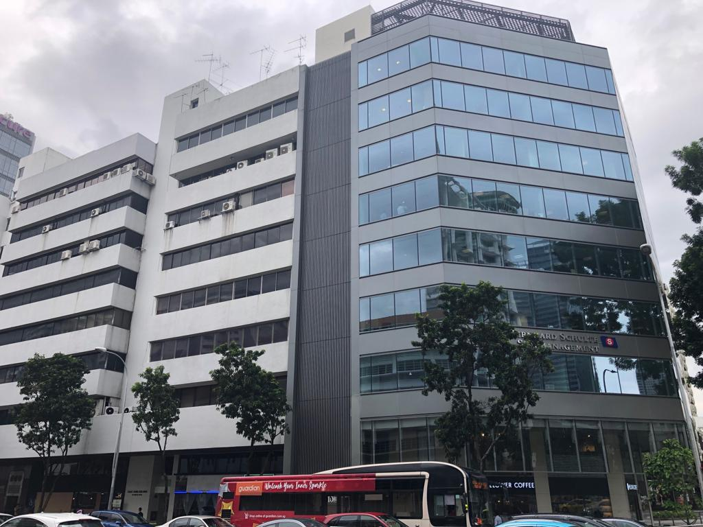CHIAT HONG Building Office space For Sale