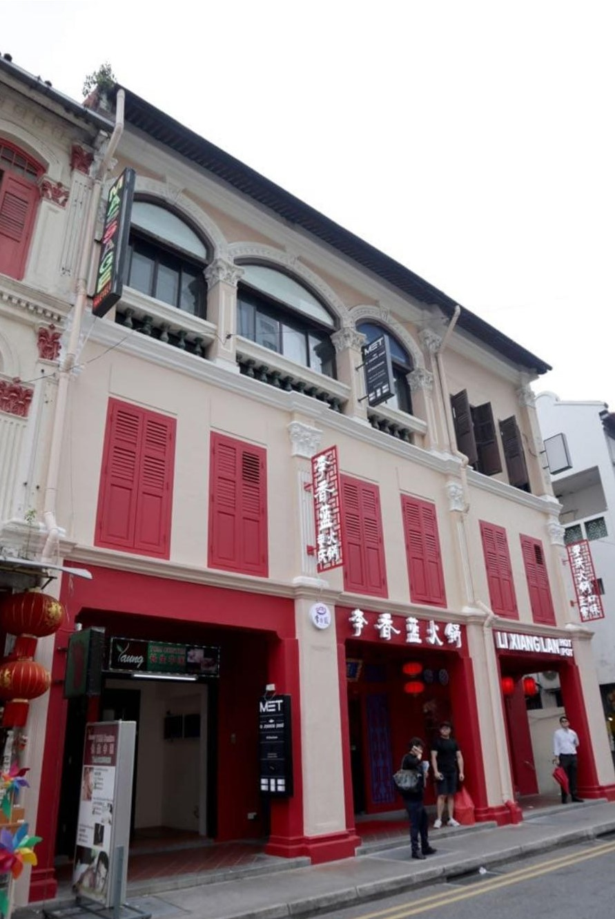 3 Storey Shophouse for Sale