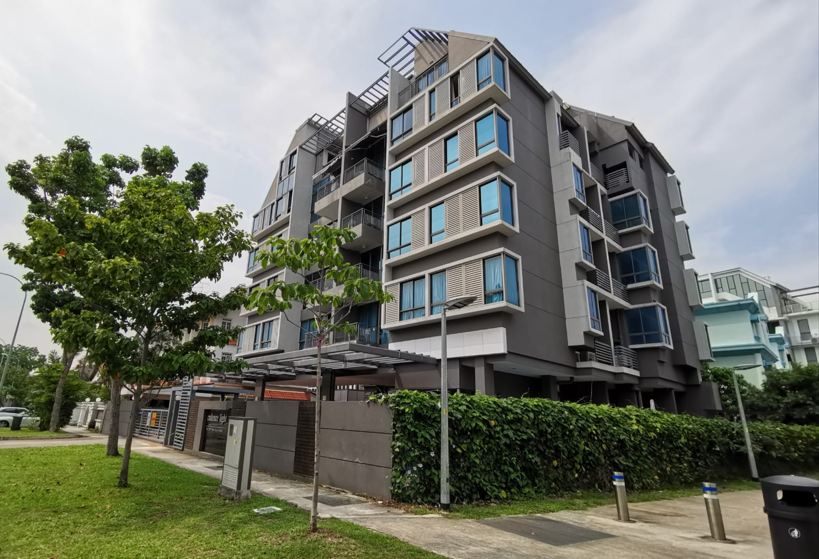 Cadence Light Penthouse For Rent
